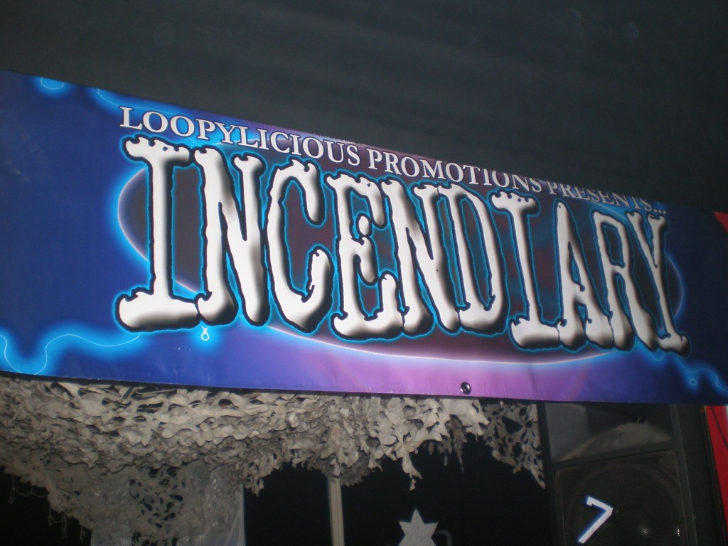 Incendiary Banner