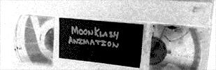 MoonKlash Animation (Header Image)